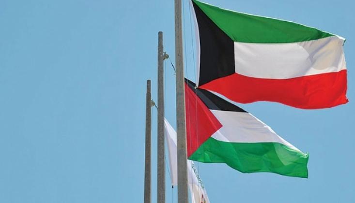 Kuveyt Filistin'e İlk Defa Büyükelçi Atadı