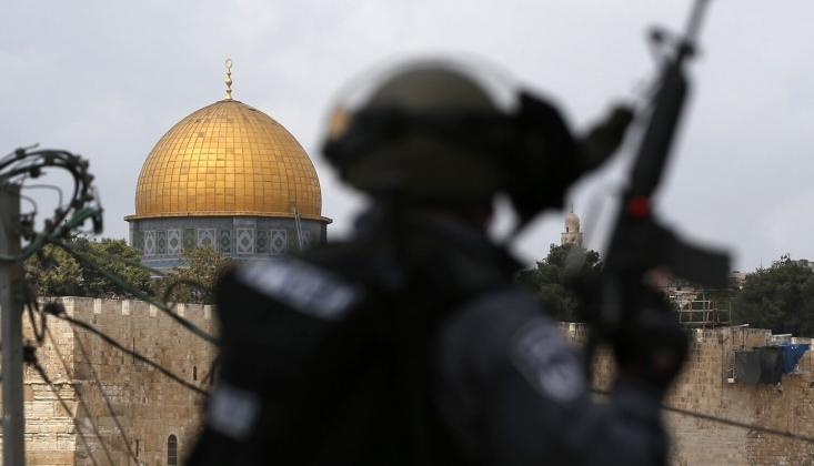 İşgalci İsrail 3 Filistinli Adayı Tutukladı
