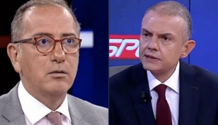 Ercan Taner ve Fatih Altaylı Arasında Sert Tartışma!