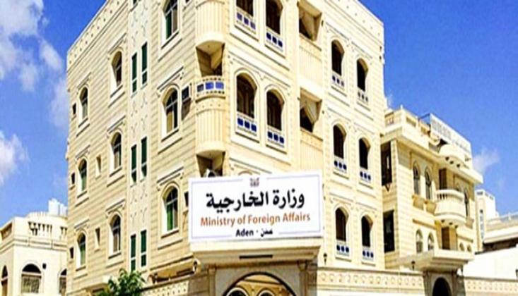 Mansur Hadi'nin Yemen'deki Dışişleri Bakanlığı Bürosu Kapandı