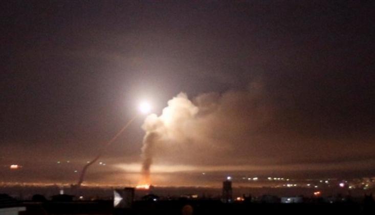 ABD'nin Irak'taki Üssüne Füze Saldırısı