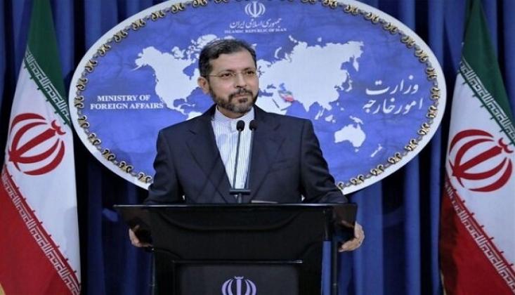 İran'dan Pompeo'ya: Kendine Yeni Bir Takıntı Bul!