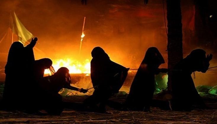 Kerbela Esirlerinin Şam'a Hareketi