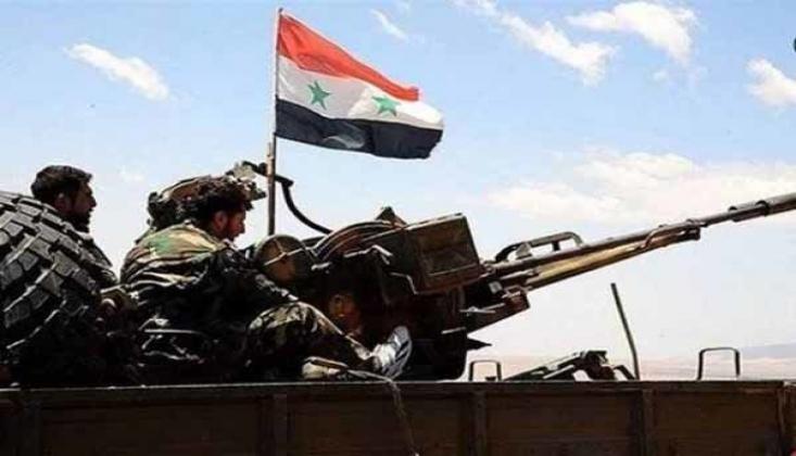 Suriye: Hama Askeri Havaalanı'na Saldırı Engellendi