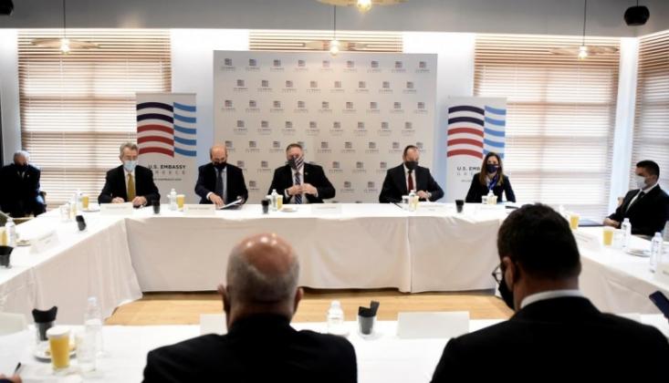 ABD'nin Akdeniz'deki Müdahaleleri Sürüyor