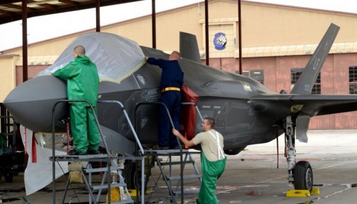ABD F-35'lerin Maliyeti Karşısında Ezildi!