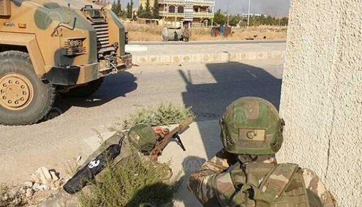 Türkiye'den YPG'lilere İhlal Suçlaması