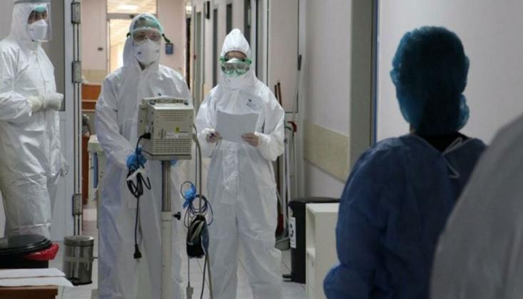 Mutant Virüslü Hasta Sayısı 400 Binler Civarında