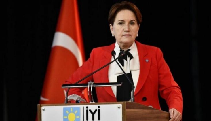 Akşener: AKP İle Masa Kurulabilir…