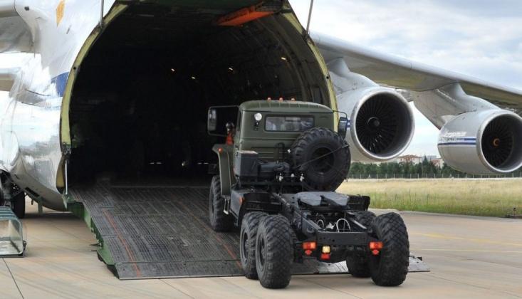 Rusya: Türkiye İle S-400 Pazarlığı Sürüyor