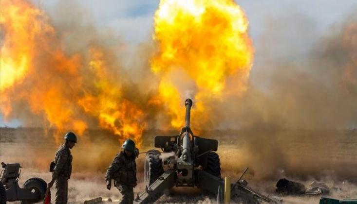 Azerbaycan Ordusu İlerleyişine Devam Ediyor
