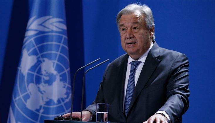 BM Genel Sekreteri Guterres'ten Kovid-19 Nedeniyle Okulların Kapatılmasına İlişkin Uyarı