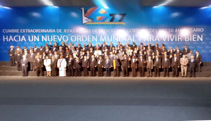 G-77 Toplantısında İran'a Yönelik Yaptırımların Kaldırılması İstendi