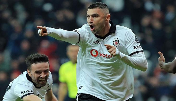 Burak Yılmaz, Trabzonspor Maçını Bekliyor