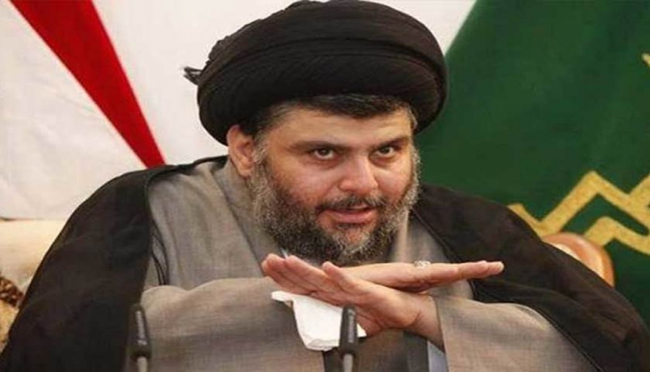 Sadr'dan Irak'ta ABD Varlığını Sona Erdirelim Çağrısı
