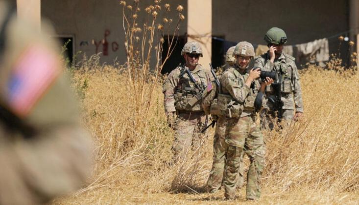 ABD Askerleri Fırat'ın Doğusuna Geri Döndü