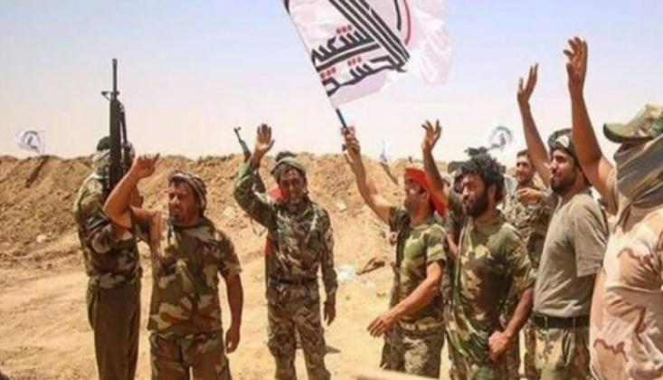 IŞİD Saldırısı Püskürtüldü