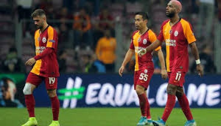 Galatasaray'dan Devler Ligi'ne Acı Veda!