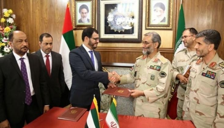 İran İle BAE Arasında Sınır Güvenliği İşbirliği Anlaşması İmzalandı