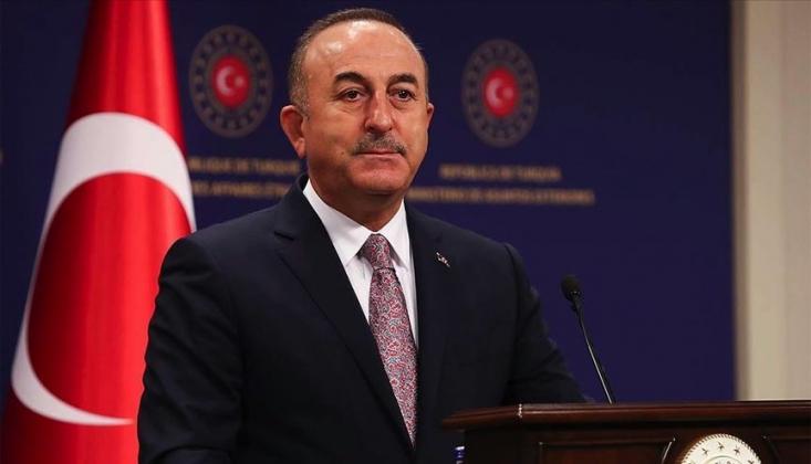 Çavuşoğlu İran'ın Yeni Dışişleri Bakanını Tebrik Etti