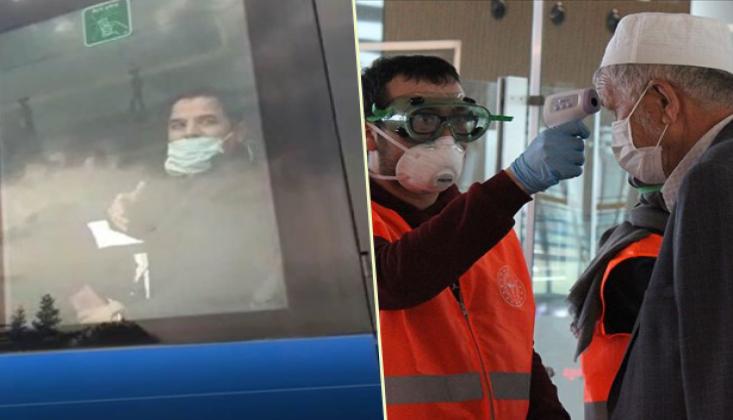 Umreden Dönen 10 Bin 330 Kişi Yurtlarda Karantinaya Alındı