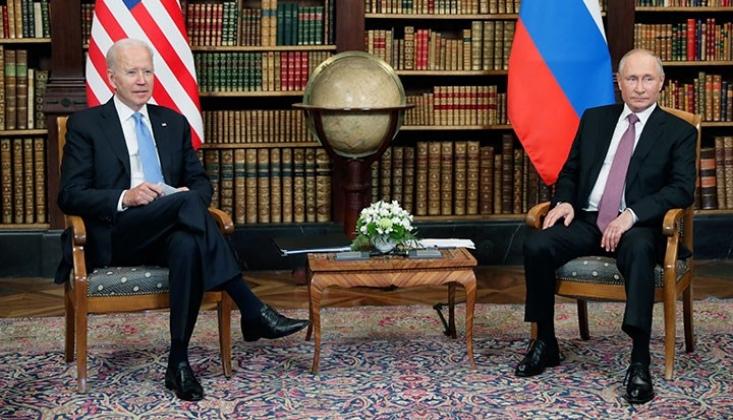 Putin: ABD'de Her Gün Birileri Öldürülüyor