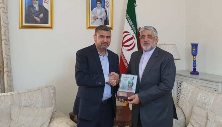 Hamas: İran, Filistin Direnişinin Zaferlerine Ortaktır