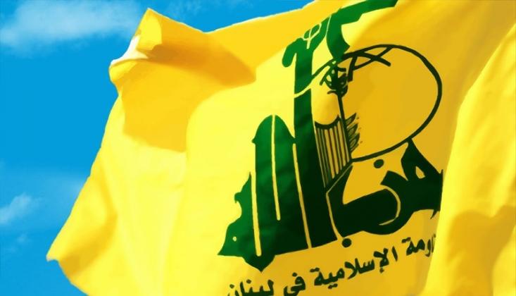 Hizbullah'tan ABD'ye Kınama