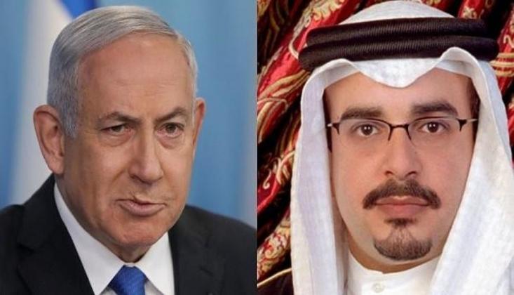 Bahreyn ve İsrail Arasında Üst Düzey Temas