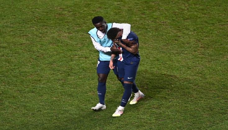 Neymar'ın Gözyaşları Geceye Damga Vurdu!
