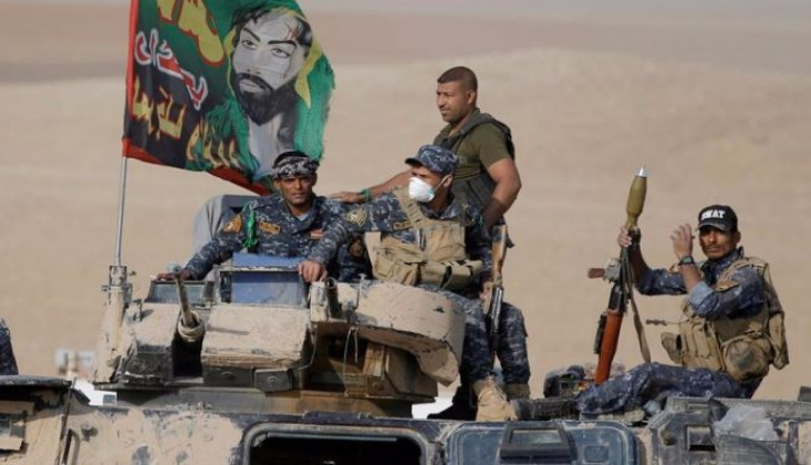 Haşdi Şabi'den Bağdat Hükümetine ABD ile Anlaşma Uyarısı