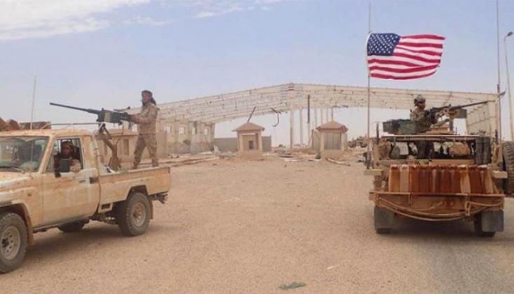 ABD Tenef Üssünde Teröristleri Eğitiyor