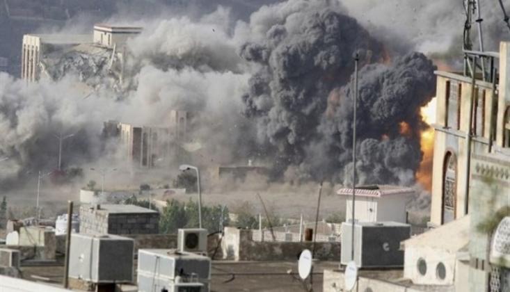 Suudi Koalisyon Sivillere Saldırdı