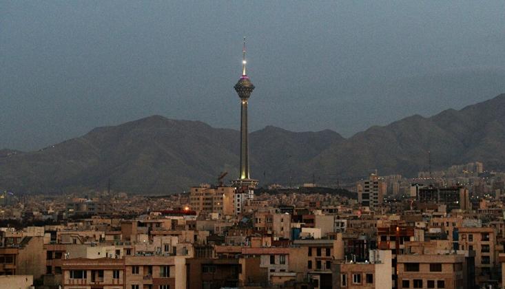 Tahran'ın Batısında Siren Sesleri Yükseldi