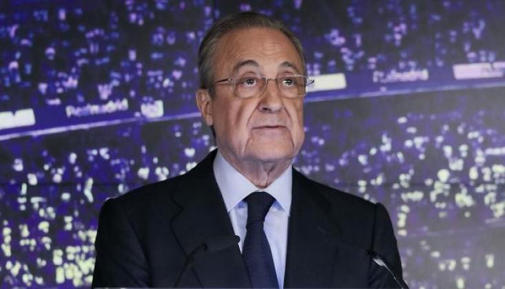 Florentino Perez: İmzalar Atıldı, Geri Dönüş Yok!