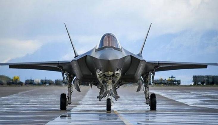 Bloomberg: BAE, F-35 İçin ABD'ye Resmi Başvurusunu Yaptı