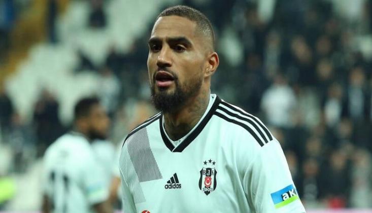 Beşiktaş'tan Boateng'e Kadro Dışı Uyarısı!