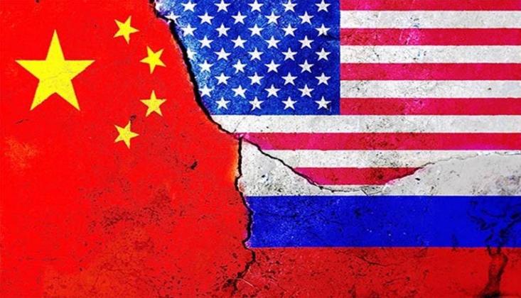 ABD, Rusya - Çin Gerginliği