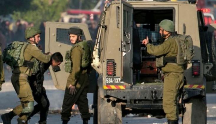 İşgal Güçleri Düğün Törenindeki Filistinlilere Saldırdı