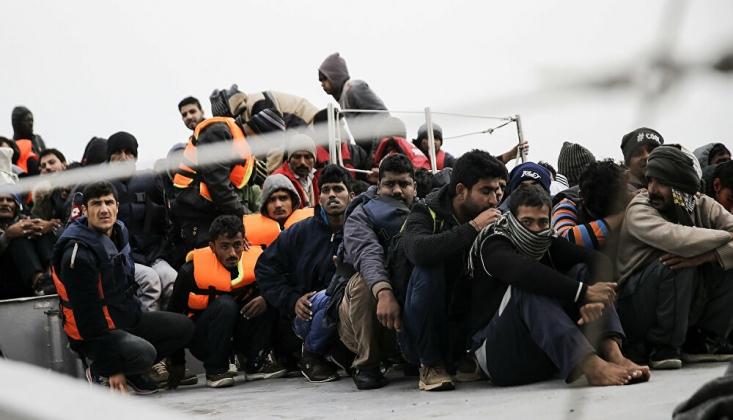 Yunanistan Sığınmacıların Koronavirüs Testi Pozitif Çıkınca Kampı Karantinaya Aldı