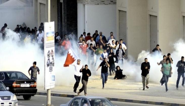 Bahreyn Rejiminin Zulmü Devam Ediyor