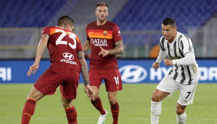 Roma-Juventus Mücadelesinde Kazanan Çıkmadı