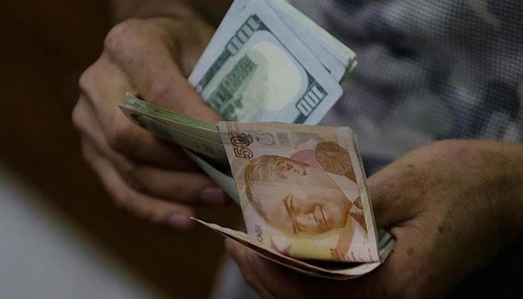 Dolar/TL 8.35'in Üzerini Gördü