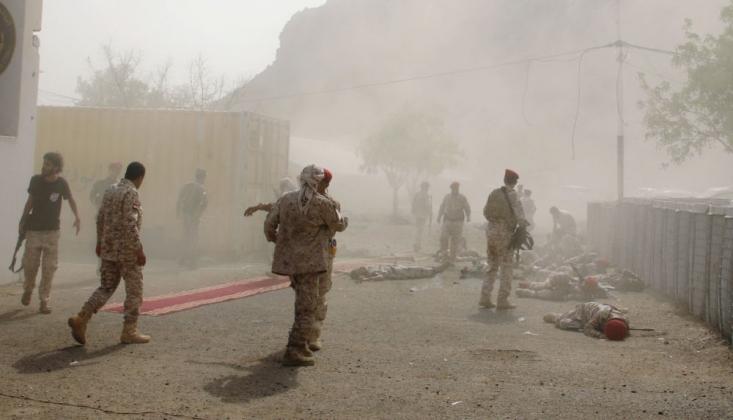 Ensarullah'tan Aden'de İşgalci Güçlere Ağır Darbe