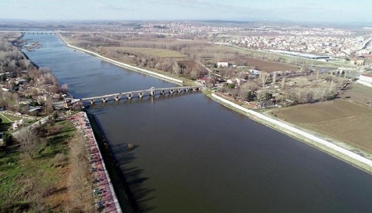 Edirne'de, Barajlarda Doluluk Oranı Yüzde 46'ya Ulaştı
