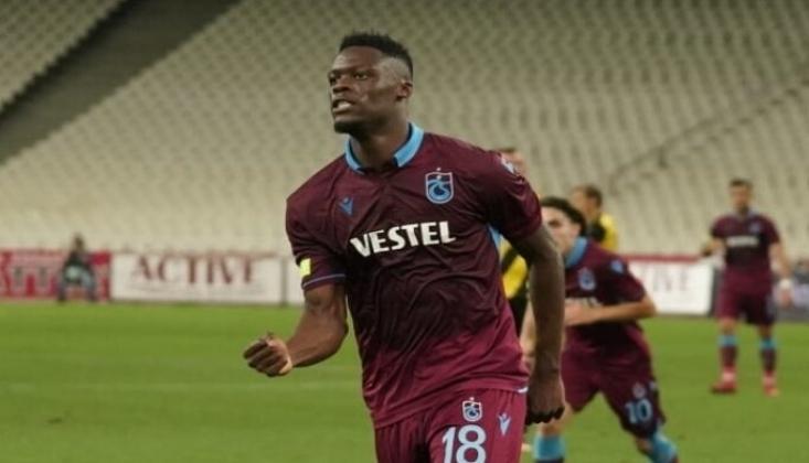 Trabzonspor'dan, Ekuban'a Yeni Sözleşme Teklifi!
