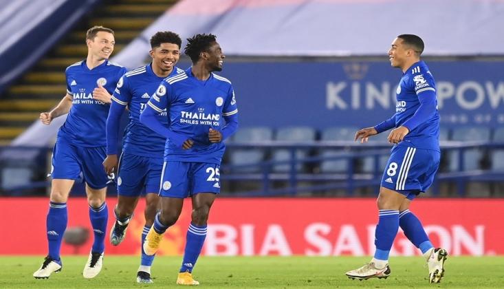 Leicester City ve Chelsea Yarı Finalde