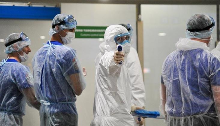 Koronavirüs Vaka Sayısı 24 Milyonu Aştı