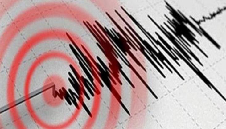 Şam'da Deprem