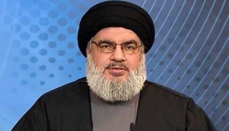 Lübnan'lı Kabilelerden Nasrallah'a Destek